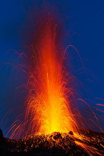 Vulkan Stromboli