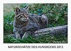 Kalender: Naturschätze des Hunsrücks 2013
